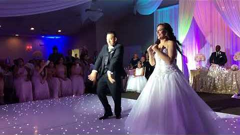 This Bride's Dance With Her Dad Takes A Very Refreshing Twist