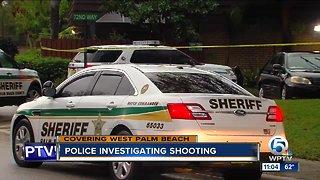 Fatal shooting prompts crime scene investigation in 72nd Way neighborhood