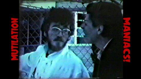 MUTILATION MANIACS (1981)