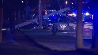 Suspect in Ohio State Highway Patrol crash arrested