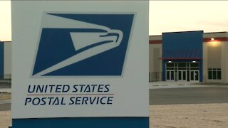 Customers continued to be frustrated with postal delays