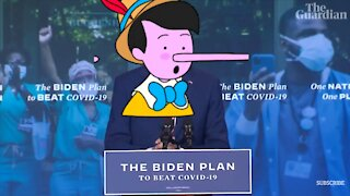 Biden exposes Biden's lies on economy