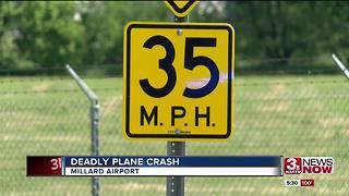 Deadly plane crash at Millard Airport