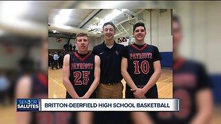 WXYZ Senior Salutes: Britton-Deerfield high school basketball