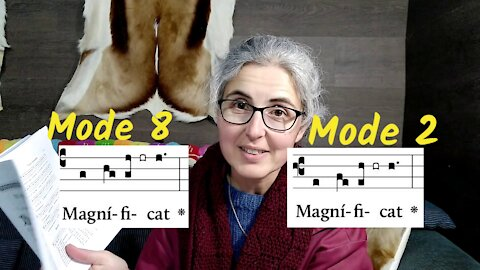Gregorian Chant Psalm Tones: Mode Eight and Two