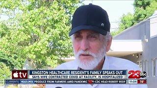Kingston healthcare center residents family speaks out