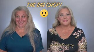 Why Do They Always CHOP Hair Off?: A MAKEOVERGUY® Makeover