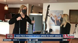High-tech fitness studio opens in West Omaha