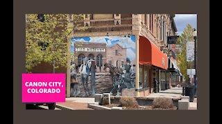 Canon City, Colorado - Historic Downtown