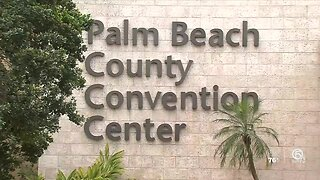 Palm Beach County Convention Center 'open for business' amidst coronavirus concerns