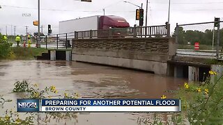 Brown County prepares for another round of flooding