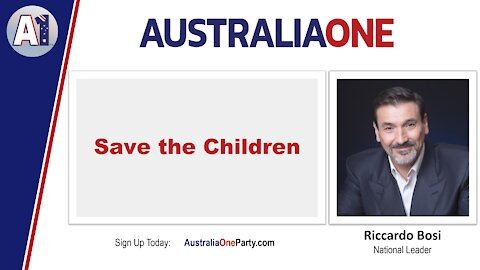 AustraliaOne Party - Save the Children