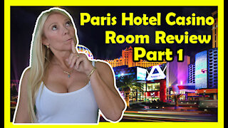 What to expect while you stay at the Paris Hotel Casino Las Vegas Pt 1
