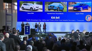 North American Car, Truck and Utility of the year unveiled at North American International Auto Show