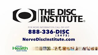 Your Health Matters: The Disc Institute