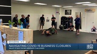 Navigating COVID-19 business closures