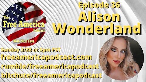 Episode 36: Alison Wonderland