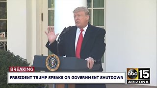 Deal reached in government shutdown