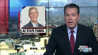 Arizona governor fires embattled state parks director