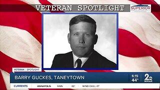 Veteran Spotlight: Berry Guckes of Taneytown
