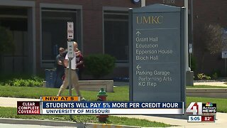 Students, families brace for UM system tuition increase