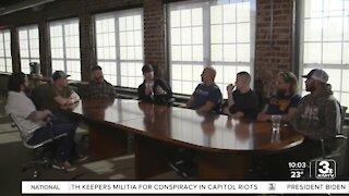22 Heartbeats helping veterans in Omaha