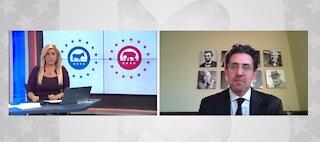 Principal analyst Jeremy Aguero talks Nevada recovery, 2020 election