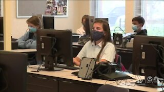 Palm Beach County schools relaxes mask guidelines