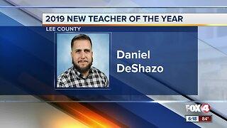 New teacher of the year awarded to Lee County Teacher