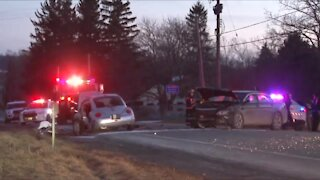 Sheriff: two dead after crash in Wyoming County