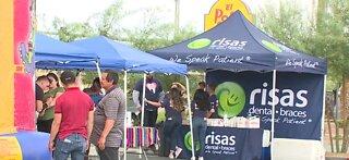 Free dental care at Risas
