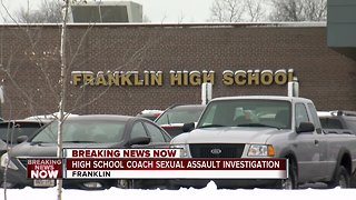 Franklin bowling coach charged with sexual assault