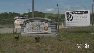 Quarantine Rd. landfill open, despite employee testing positive for COVID-19