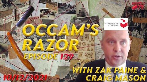 Eric Coomer Deposition Unsealed on Occam's Razor ep. 129 with Zak Paine & Craig Mason