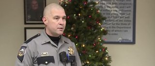 Nevada Highway Patrol's Life Saving Tree