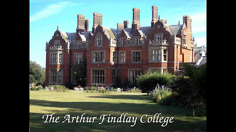 Broadcast #3: My experience at Arthur Findlay College