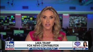 Lara Trump On The Left's Silence On Anti Semitism