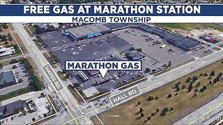 Local church giving away free gas