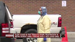 Wayne County commissioner expresses concerns over coronavirus testing delays