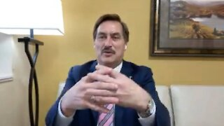 Mike Lindell reveals timestamp correlation between late night vote 'drops' and Chinese cyberattacks