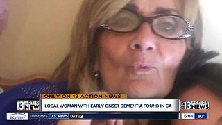 Couple finds missing Henderson woman in California