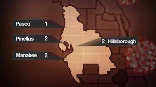 Pasco County man claims he has coronavirus