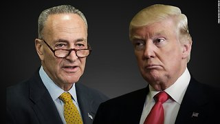 Trump Fires Back At Schumer