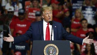 Three-Quarters Of Americans Say President Trump Should Wear A Mask