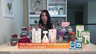 Lifestyle Expert, Jamie O'Donnell shows the latest products for home, beauty and wellness