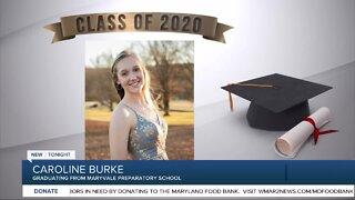 Class of 2020 Senior Spotlight: Caroline Burke of Maryvale Preparatory School