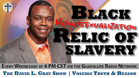 Black Homosexualization is Relic of Slavery Supported by the Black Catholic Messenger