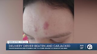Pizza delivery driver assaulted, robbed: 'The whole thing was a set up'