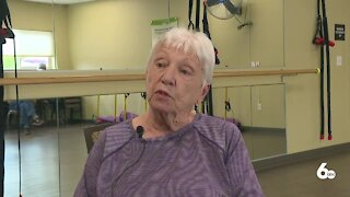 After a life-changing diagnosis, one senior isn't letting Parkinson's bring her down