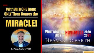 ✅ Bo Polny: With All HOPE Gone Only Then Comes the MIRACLE!